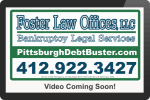 Foster Law Office Bankruptcy Legal Services